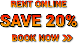 Book Online and Save 20% on ski and board rentals