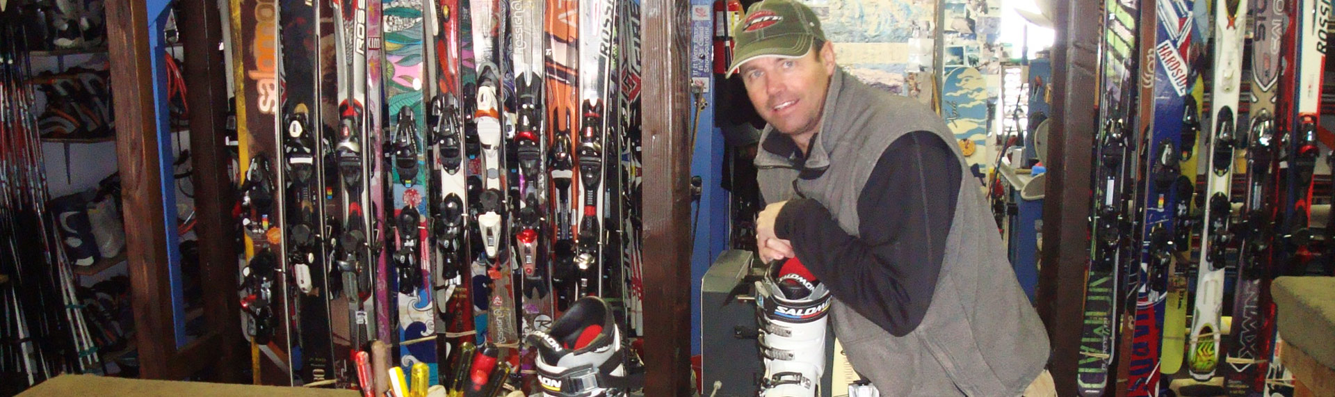 Rob - Ski Renter - Mammoth Lakes Ca